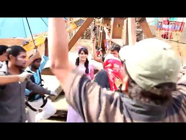 Anegan - Making Video | Dhanush, Amyra Dastur, K.V. Anand, Harris