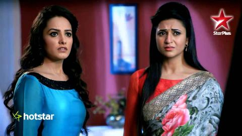 Ashok finds out about Ishita and Shagun's plan