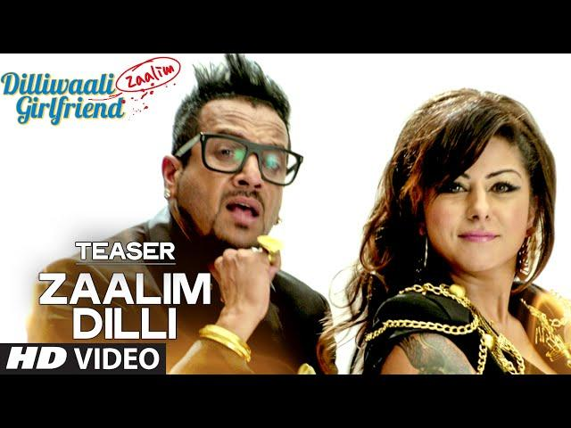 TEASER: 'Zaalim Dilli' Video Song | Dilliwaali Zaalim Girlfriend | Full Song Going LIVE on 5th March