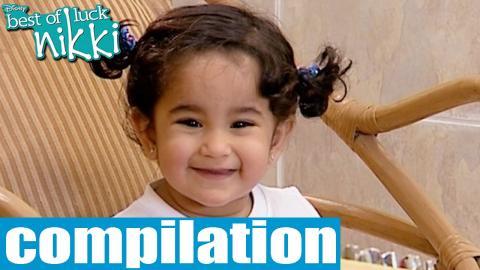 Best of Luck Nikki   Episodes 4-6 Compilation   Disney India