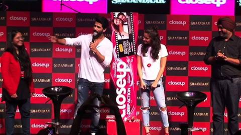 Close Up First Move Party: Event Uncut | Shahid Kapoor | Alia Bhatt
