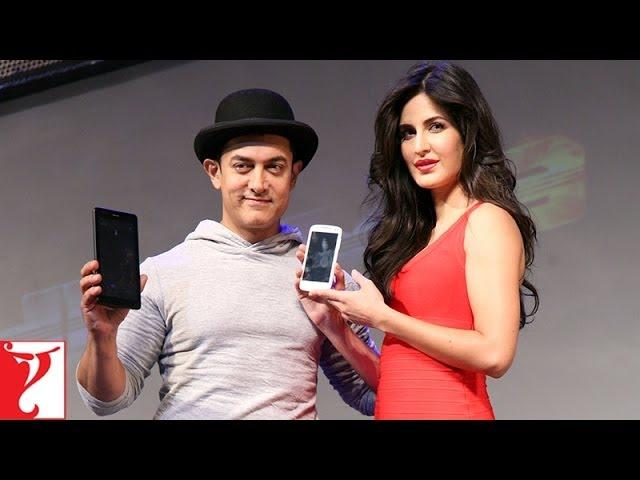 DHOOM:3 - Merchandise & Technology - Product Showcase