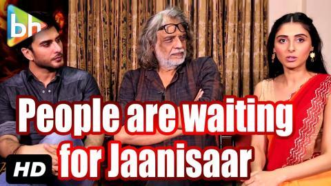 """People Are Looking Forward To Jaanisaar Badly In Pakistan"": Imran Abbas"