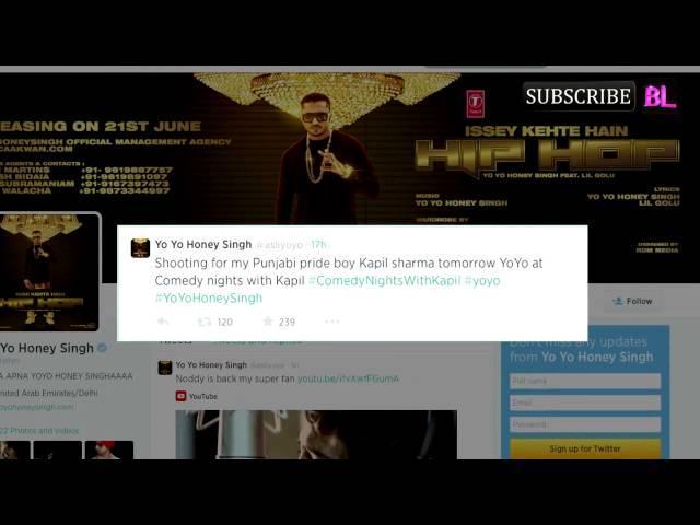 Comedy Nights with Kapil: Yo Yo Honey Singh to be Kapil Sharma's next guest