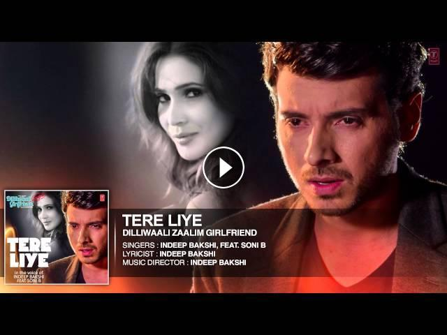 Tere Liye Song Serial Song Download - MP3 Download