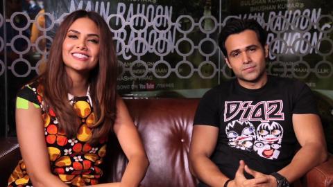 Emraan Hashmi | Esha Gupta | Main Rahoon Ya | Azhar | Hera Pheri 3 | Full Interview