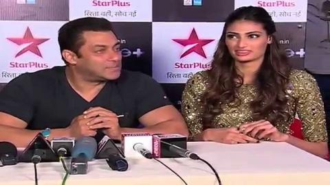 Hero Promotions On Dance+   Salman Khan   Sooraj Pancholi   Athiya Shetty