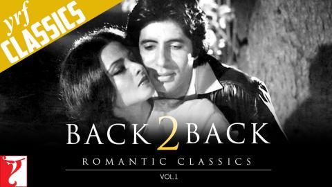 Back 2 Back Romantic Classics - Vol 1