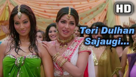 Teri Dulhan Sajoungi | Barsaat (2005) | Bobby Deol |Priyanka Chopra | Bipasha Basu | Filmigaane