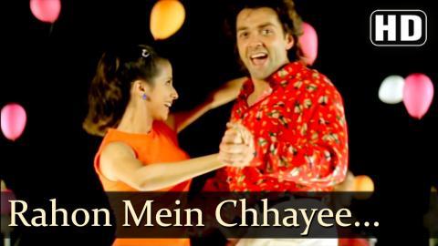 Rahon Mein Chhayee  Dillagi Songs   Bobby Deol   Urmila Matondkar   Udit Narayan   Filmigaane