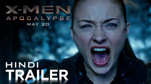 X-Men: Apocalypse   Final Trailer -  Hindi   Fox Star India