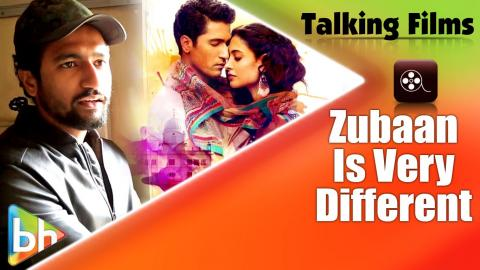 Vicky Kaushal Explains How 'Zubaan' Is Very Different From 'Masaan'