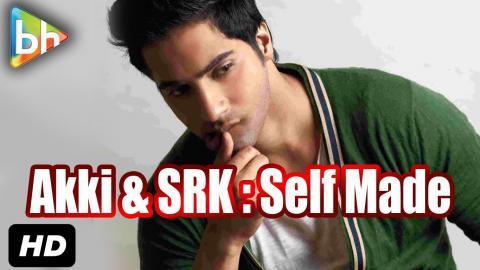 """Akshay Kumar And Shah Rukh Khan Are Self Made Actors"": Arfi Lamba"