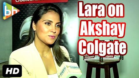 """Akshay Kumar & I Have A Really Good Give-And-Take While Working"": Lara Dutta"