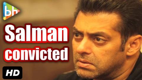 Salman Khan Convicted In 2002 Hit And Run Case