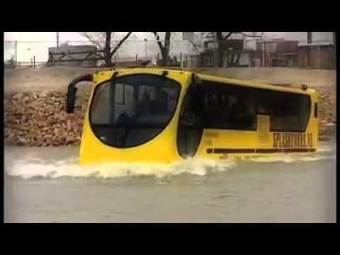 Amphibious Bus - Rotterdam