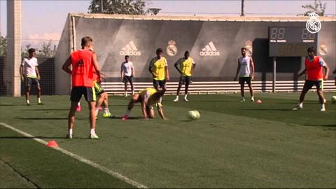 Training session / Entrenamiento (03/09/15)