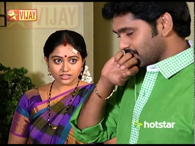 Star Vijay Tv Serials Deivam Thandha Veedu