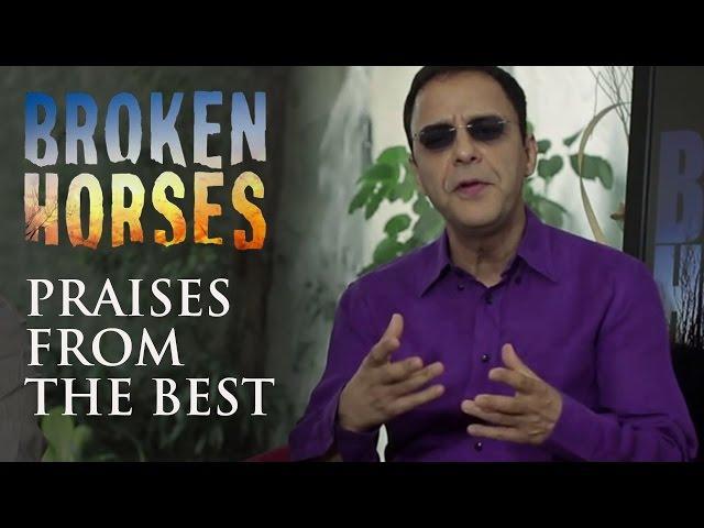 Broken Horses | Praises from the Best