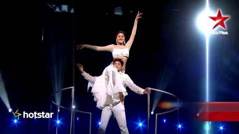 Nach Baliye 7: A spectacular act by Mayuresh and Ajisha!