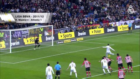 Watch all 14 of Cristiano Ronaldo's goals for Real Madrid against Athletic!