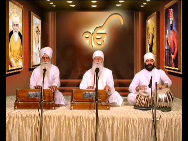 Bhai Chamanjeet Singh Lal (Delhi Wale) - Ek Onkaar (Mool Mantar) - Mere Laalan Ki Sobha