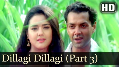Dillagi Dillagi (Part 3)   Dillagi Songs   Bobby Deol   Preity Zinta   Alka Yagnik   Filmigaane