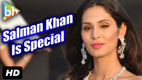 """""""Salman Khan Is A Very Special Person, Very Caring"""": Bruna Abdullah"""