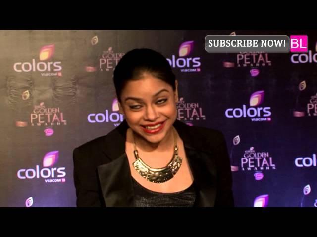 Colors Golden Petal Awards   Sumona Chakravarti (Mrs. Bittu Sharma)   Comedy Nights with Kapil