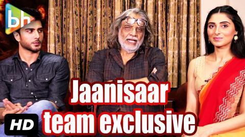 Exclusive: Imran Abbas | Pernia Qureshi | Muzaffar Ali's Full Interview On Jaanisaar