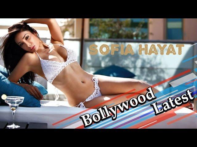 Sofia Hayat's Hot, Sizzling Holi Photoshoot