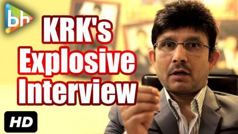 Kamaal Rashid Khan's Full Interview | Anurag Kashyap | Bajrangi Bhaijaan | Dilwale