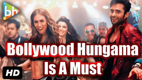 """""""Bollywood Hungama Is Like A Must, It's Like Brushing Your Teeth"""": Jackky Bhagnani"""