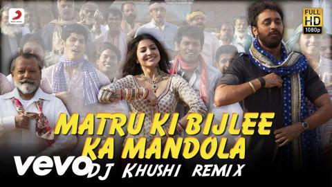 Matru Ki Bijlee Ka Mandola Remix - Vishal Bhardwaj   Anushka Sharma, Imran Khan