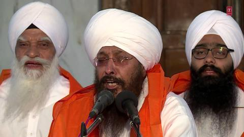 Bhai Satvinder, Bhai Harvinder Singh Ji | Saas Saas Simro Govind | Aaveh Sahib Chit