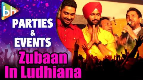 Zubaan Team Creates Hungama In Ludhiana, Raipur | Vicky Kasuhal | Sarah Jane Dias