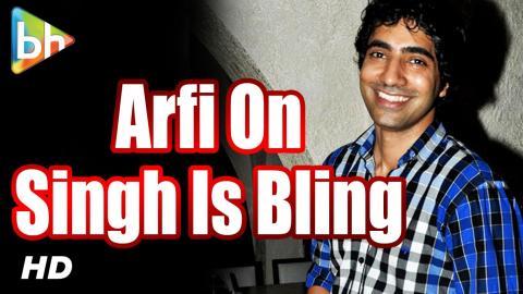 Exclusive: Arfi Lamba's Interview On Singh Is Bling | Akshay Kumar | Shah Rukh Khan
