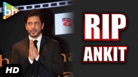 """Ankit Keshri's Death Was Very Unfortunate…"": Shah Rukh Khan"
