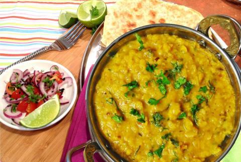 Daal Curry in Pressure Cooker | Lentil Curry Recipe Video