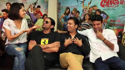 Nushrat, Jaideep, Aakash, Zeishan Full Interview On 'Meeruthiya Gangsters'