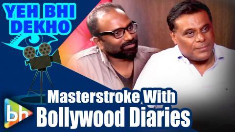 """K.D. Satyam Has Done A Masterstroke With Bollywood Diaries"": Ashish Vidyarthi"