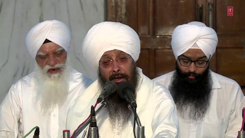 Bhai Satvinder, Bhai Harvinder Singh Ji | Hoan Aaya Dooron Chalke | Aaveh Sahib Chit