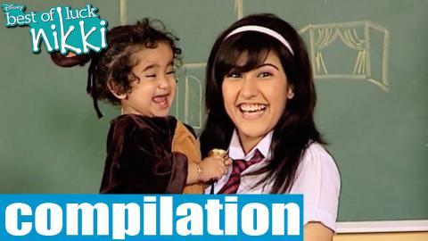 Best Of Luck Nikki   Episodes 10-12 Compilation   Disney India