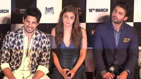 First Look Trailer Launch Of 'Kapoor & Sons' | Event Uncut