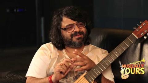 """Composing For Shah Rukh Khan Is A Pressure…"": Pritam"