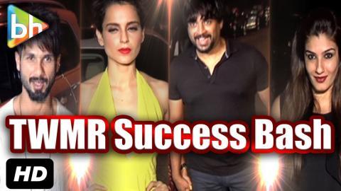 Success Bash Of 'Tanu Weds Manu Returns'