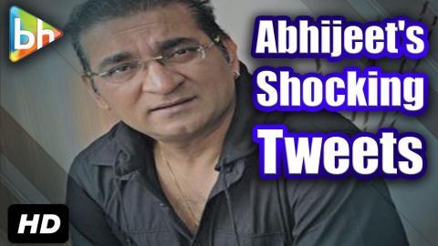 Abhijeet Bhattacharya Supports Salman Khan Over The Verdict; Makes Shocking Statements