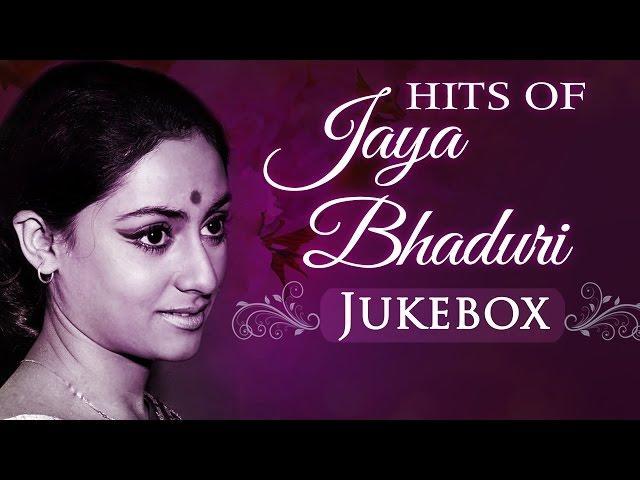Jaya Bhaduri Superhit Song Collection - Jukebox - Bollywood Evergreen Songs