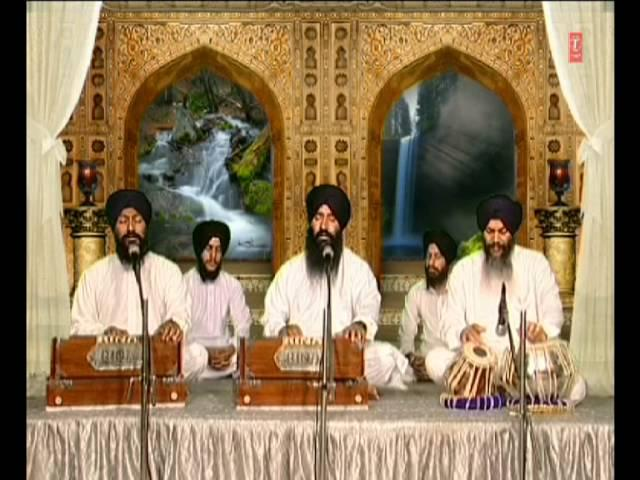 Bhai Gurdev Singh Ji (Hazoori Ragi) - Hau Mann Tann Khojee Bhaal Bhalaaee - Mere Sai