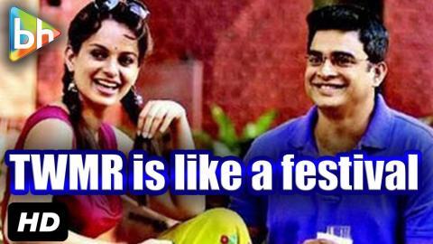 """Tanu Weds Manu Returns Is Like A Festival"": R Madhavan"